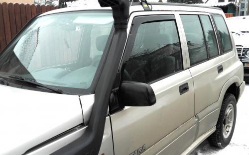 Suzuki Vitara Légszűrőkivezetés